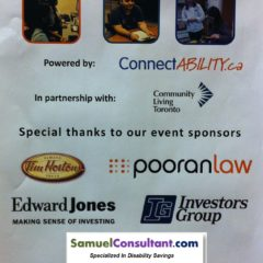 Commuity Living Sponsor 2